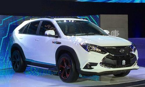 BYD Tang Limited - tân binh SUV hybrid của Trung Quốc
