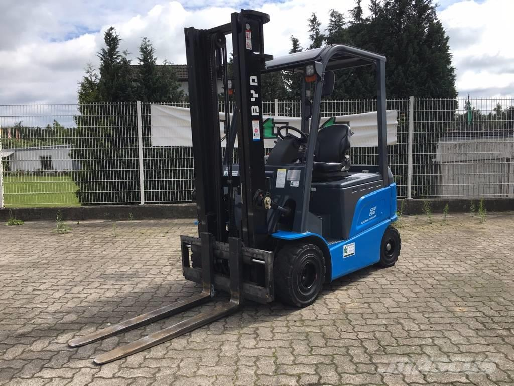 BYD takes electric lifttrucks to the next level